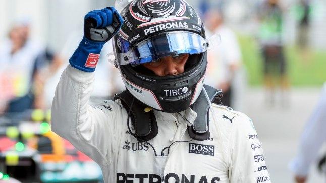 Valtteri Bottas võitis Austria GP.