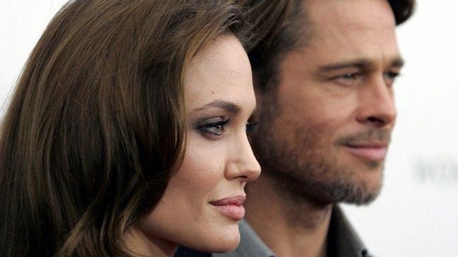 Angelina Jolie ja Brad Pitt