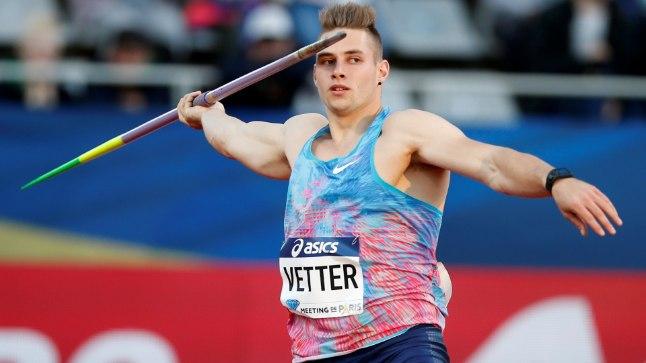 Johannes Vetter.