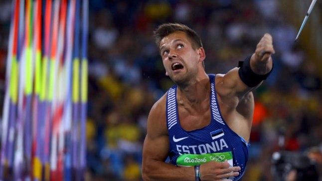 Magnus Kirt mullu Rio OMil.
