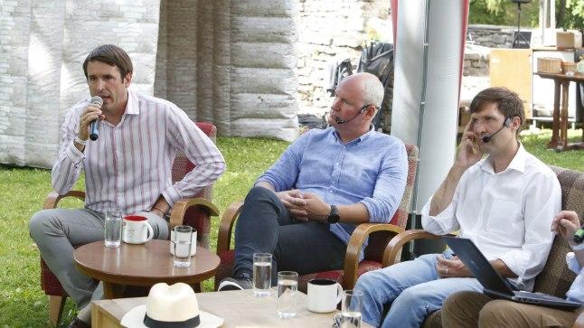 Tallinna linnapeakandidaatide debatt