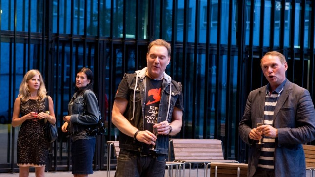 """Mart Sander korraldas 11. augustil oma uue seriaali """"Litsid"""" eellinastuse."""