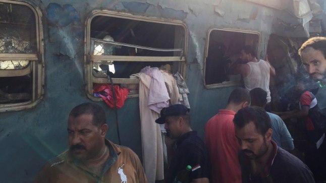 Egiptuses Aleksandrias põrkasid 11. augustil 2017 kokku kaks reisirongi. Õnnetus nõudis kümneid ohvreid.
