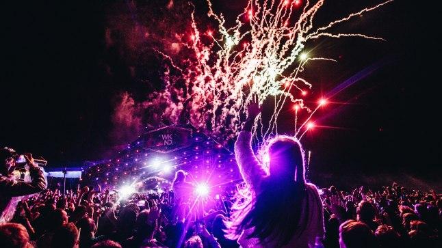 AASTA SUURIM SÜNDMUS: Weekend festivali külastajad jätavad Pärnu linna miljoneid eurosid maha.