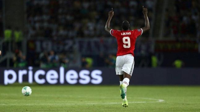 Romelu Lukaku peab sel hooajal Manchester Unitedi rünnakuid vedama hakkama.