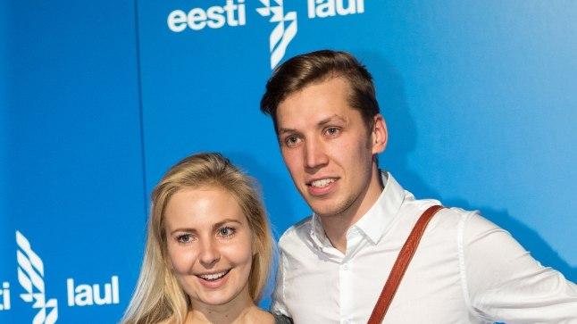 Piret Järvis-Milder ja Egert Milder