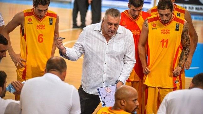 Jordanco Davitkovil on Makedoonia koondise peatreenerina mõtlemisainest küll.