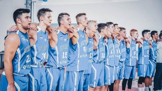 Eesti U16 korvpallikoondis