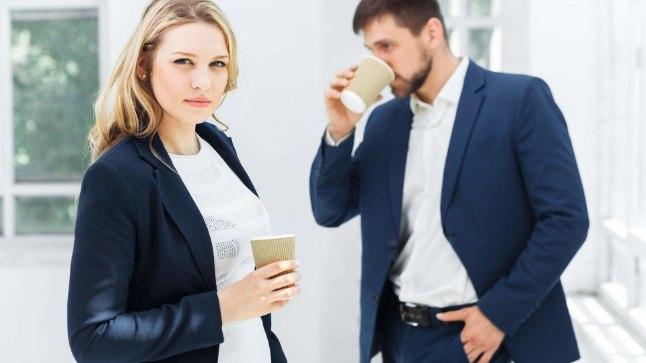Suhtle julgesti: Kohvinurk on ideaalne koht, et alustada vestlust uute kolleegidega.