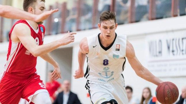 Eesti universiaadikoondis võitis Mihkel Kirvese imemängu abil Rumeeniat