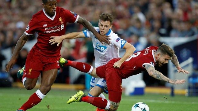 Liverpool - Hoffenheim.