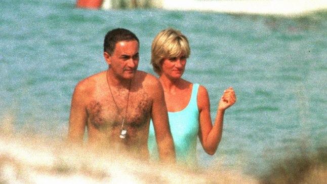 ÜKSNES SUVEROMANSS? Diana veetis suurema osa viimasest elukuust Dodi al-Fayedi jahtlaeval, kuid tema endise erasekretäri väitel polnud tal miljardäripojaga tõsiseid plaane.