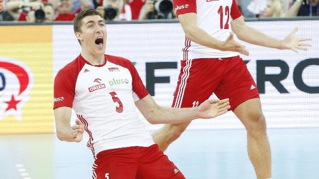 Lukasz Kaczmarek (vasakul).