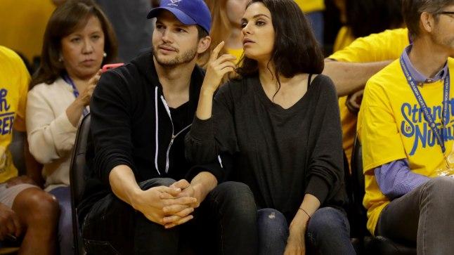 Mila Kunis ja Ashton Kutcher
