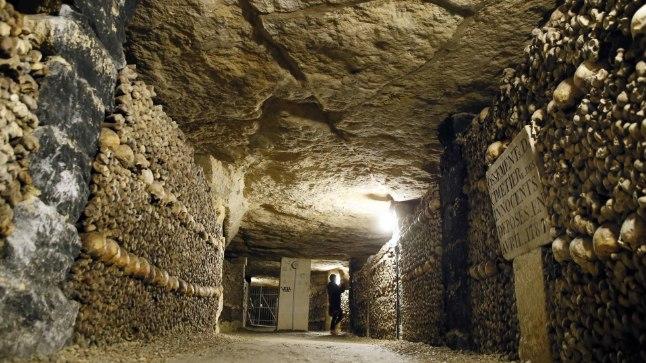 Pariisi katakombid