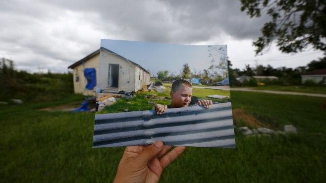 Foto on tehtud 2015. aastal ehk 10 aastat pärast Katrinat