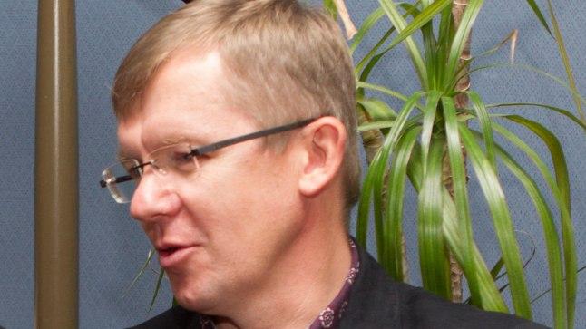 Tartu ülikooli uus kantsler on Meelis Luht