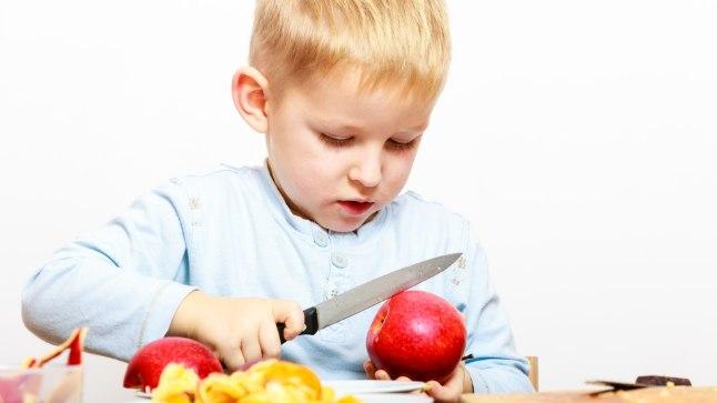 Mõistlik oleks lapsele jätta menüü ja täpsed juhised, kuidas toitu valmistada.