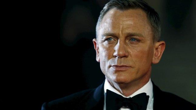 Daniel Craig, keda usutakse hoolimata oma algsest vastuseisust siiski taas Bondiks kehastuvat.