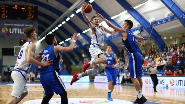 Eesti noormehed võitsid pronksi.