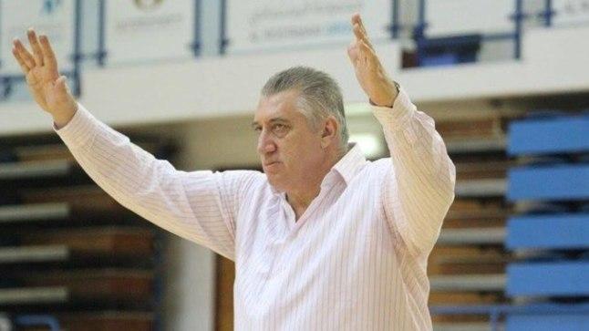Makedoonia peatreener Jordanco Davitkov.