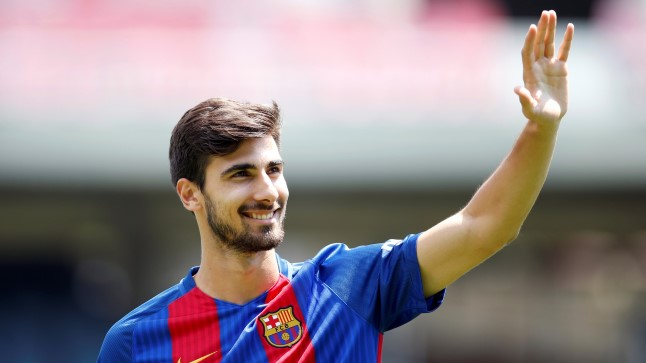 Andre Gomes.