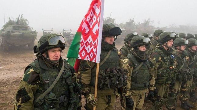 """Традиционные российско-белорусские совместные военные учения """"Запад"""", на которые также приглашаются представители НАТО,"""