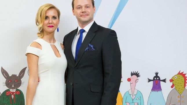 Arto Aas ja Katre Piiroja