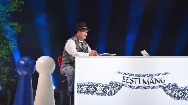 """GAUTE KIVISTIK, """"Eesti mäng"""""""