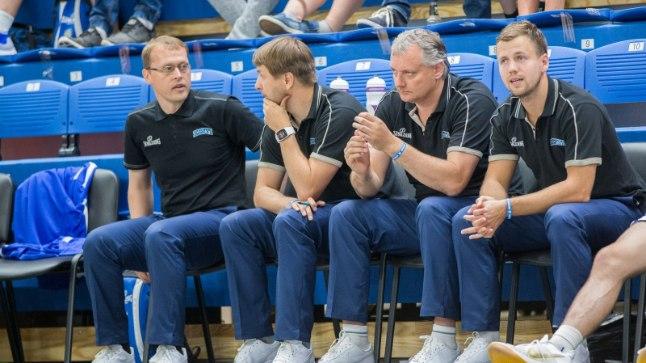 U18 koondise treeneritebrigaadile polnud kodune turniir just kergemate killast.