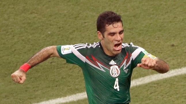 Rafael Marquez.