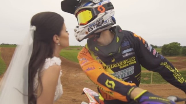 Martin ja Kristiina Leoki pulmavideo.