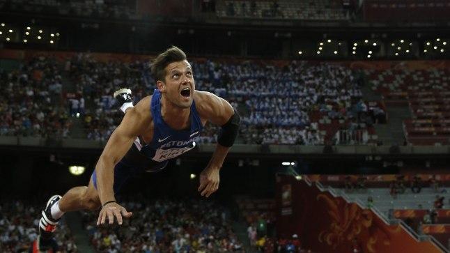 Magnus Kirt on just saatnud oda lendu 2015. aasta Pekingi MMil, kus ta lõpuks 22. kohaga lõpetas.