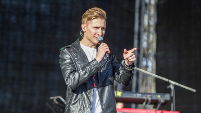 Karl-Erik Taukar, Vabaduse Väljak