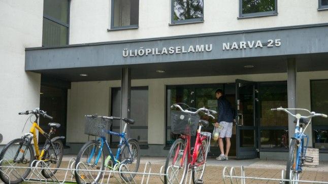 Narva maantee 25 Tartu ülikooli ühiselamu