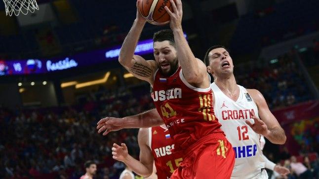 Venemaa korvpallikoondise EM jätkub veerandfinaaliga Kreeka vastu.