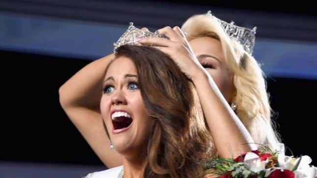 Miss Ameerikaks krooniti 23aastane Cara Mund.
