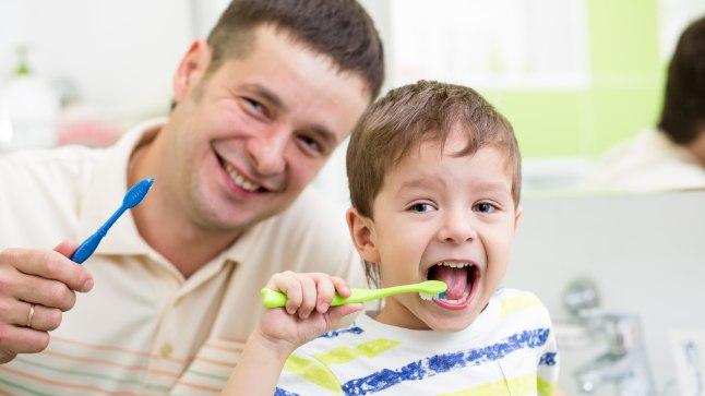 Ka suu tervishoius on kõige olulisem roll lapsevanemal, kes kujundab lapse käitumisharjumused juba maast madalast, olles ka lapse peamine eeskuju.