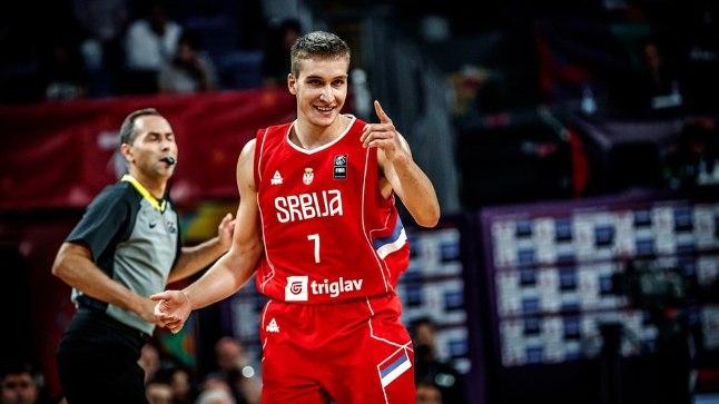 Bogdan Bogdanovic on Serbia kindel liider.