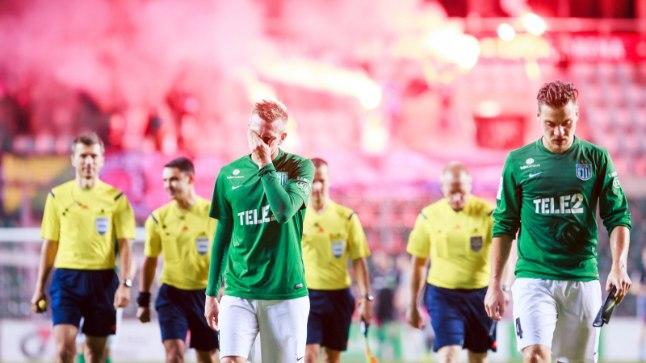 FC Flora - Nõmme Kalju 0:4.