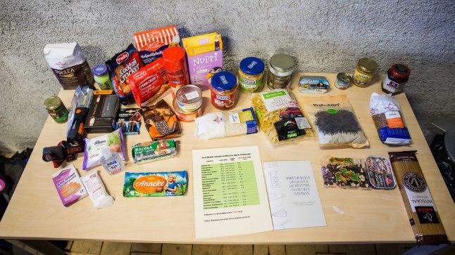 PEAMISELT HÄSTI SÄILIVAD: Kriisiolukordadeks pannakse tallele kauasäilivaid toiduaineid, milleks on näiteks kuivained, konservid või hoopiski purgisupid.