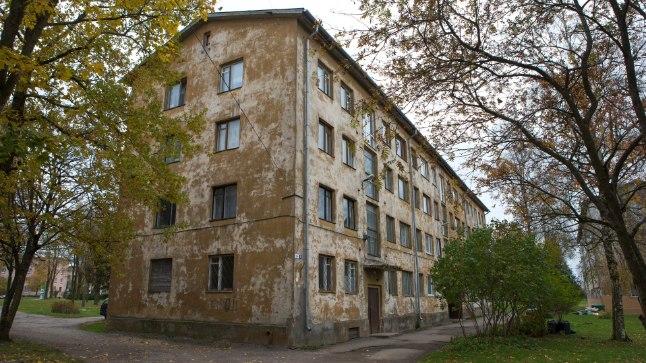 VIIMANE VÄLJAPÄÄS: Ida-Viru korteriühistud on sel aastal riigile loovutanud juba kümneid võlgadega kortereid.