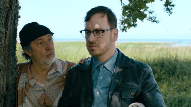 Uues Eesti mängufilmis mängivad Roman Baskin ja Rain Tolk.