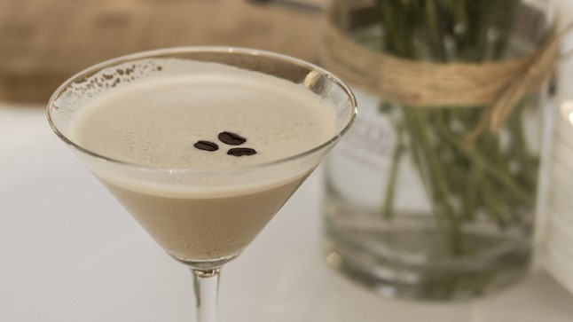 Alkoholivaba Virgin Espresso Martini