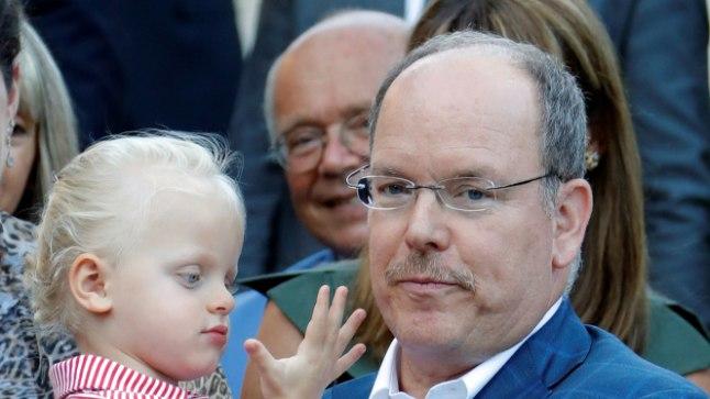 Monaco vürst Albert II