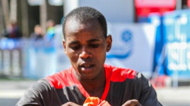 Ibrahim Mukunga.
