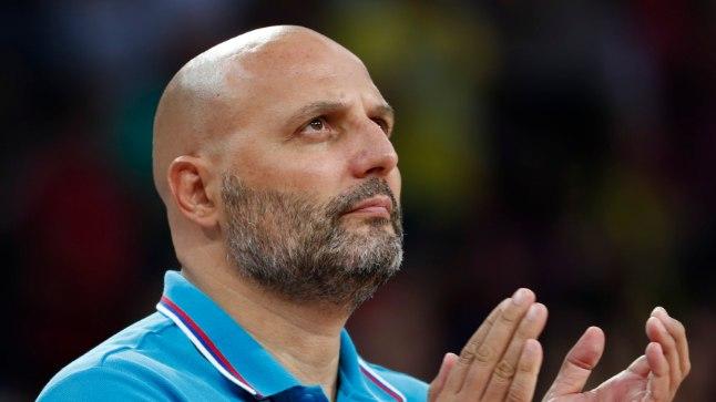Serbia hõbedatreener jätkab koondise eesotsas ja loodab teise koha needust murda