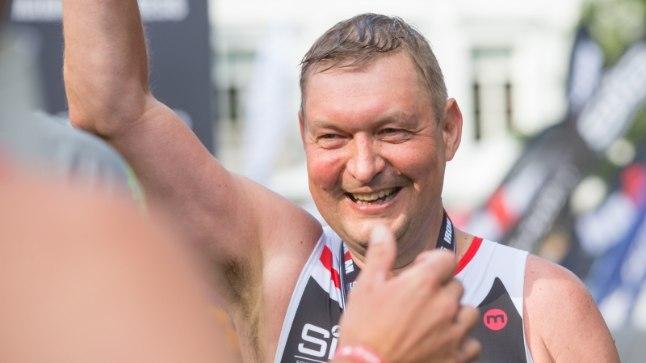 RAIVO E. TAMM Otepää triatlonil