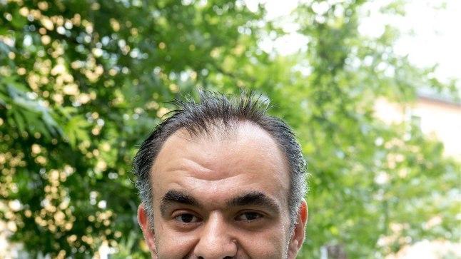86ca6208128 Mustafa Rihawi. (Teet Malsroos). Toitlustusäriga tegelev Süüria  kvoodipagulane Mustafa Rihawi avab tuleval esmaspäeval Balti jaama turul ...
