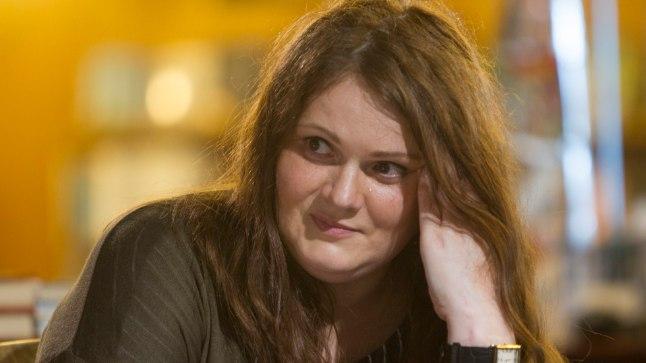 """""""Nukumaja"""" stsenarist Katrin Pauts leiab, et eestlane ulmet väga ei armasta ja seetõttu ta sellele väga ei keskendunud."""